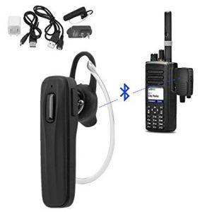 Manos libres Bluetooth para radios Baofeng/Kenwood