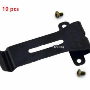 Clip metalico de cinturon para Baofeng UV-5R/BF-888S